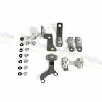 Alpha Racing Fairing mounting kit 7 pcs BMW S1000RR 2009-2011,HP4 2012-2014
