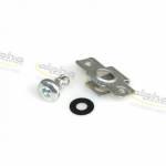Alpha Racing DZUS fastener 17 mm BMW S1000RR 2009-2018,HP4 2012-2014