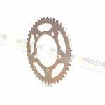 Alpha Racing Sprocket Aluminium, gold, T39, 520, orig. cast-rim