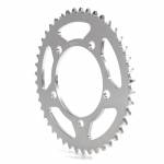 Alpha Racing Sprocket Aluminium, silver, T39, 520, OEM cast-rim
