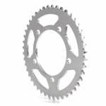 Alpha Racing Sprocket Aluminium, silver, T41, 520, OEM cast-rim