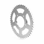 Alpha Racing Sprocket Aluminium, silver, T39, pitch 520, HP rim