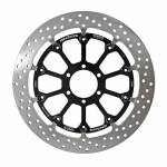 Alpha Racing Front brake disc 320 x 6 EVO, right T-floated BMW HP4 Race 2017-2018