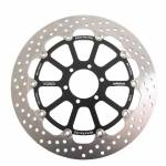 Alpha Racing Front brake disc 320x5,5 EVO, right floating BMW S1000RR 2009-2016,HP4 2012-2014
