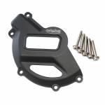 Alpha Racing Alternator cover protection, aluminum