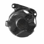 Alpha Racing Performance Parts - Alpha Racing Alternator cover protection carbon