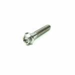 Alpha Racing Titanum hexagonal bolt with collar M6x35