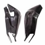 Alpha Racing Swingarm protection kit carbon