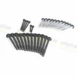 Alpha Racing main bearing-/crank case screw kit