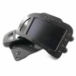 Alpha Racing Carbon case for LED Pro dashboard