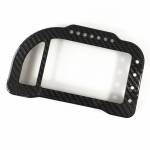 Alpha Racing Carbon cover for LED Plus/Lite instrument