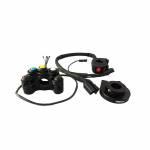 Alpha Racing Conversion kit switch gear EVO BMW S1000 RR/HP4 2009-2014