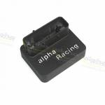 Alpha Racing  DTC controller plug, eliminate ABS functionality BMW S1000RR/HP4 2009-2014
