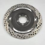 TK Dischi Freno EVO Brake Rotors w/ Carbon Covers Ducati Panigale V4 V4S V4R 1299