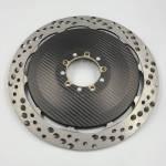 TK Dischi Freno - TK Dischi Freno EVO Brake Rotors w/ Carbon Covers Ducati Panigale V4 V4S V4R 1299 - Image 2