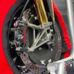 TK Dischi Freno - TK Dischi Freno EVO Brake Rotors w/ Carbon Covers Ducati Panigale V4 V4S V4R 1299 - Image 4