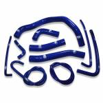 Samco Sport 10 Piece Silicone Radiator Coolant Hose Kit Suzuki GSX-S 1000 / 1000 F 2015 - 2021 | GSX-S1000FZ Phantom 2018-2019 | GSX-S1000Z 2018-2019 | Katana 2019-2021