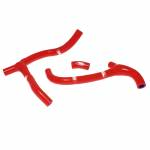 Samco Sport 3 Piece Y-Piece Race Design Coolant Hose Kit Honda CRF 450 R 2009 - 2012